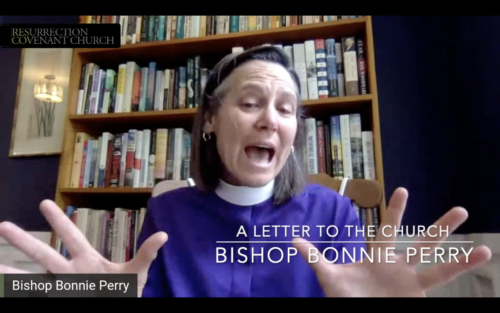A Letter to the Church: Rt. Rev. Bonnie Perry