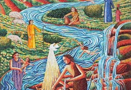 Baptism of the Lord: What do wheat and chaff have to do with it?