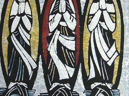 Transfigured with Jesus