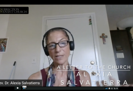 A Letter to the Church: Alexia Salvatierra