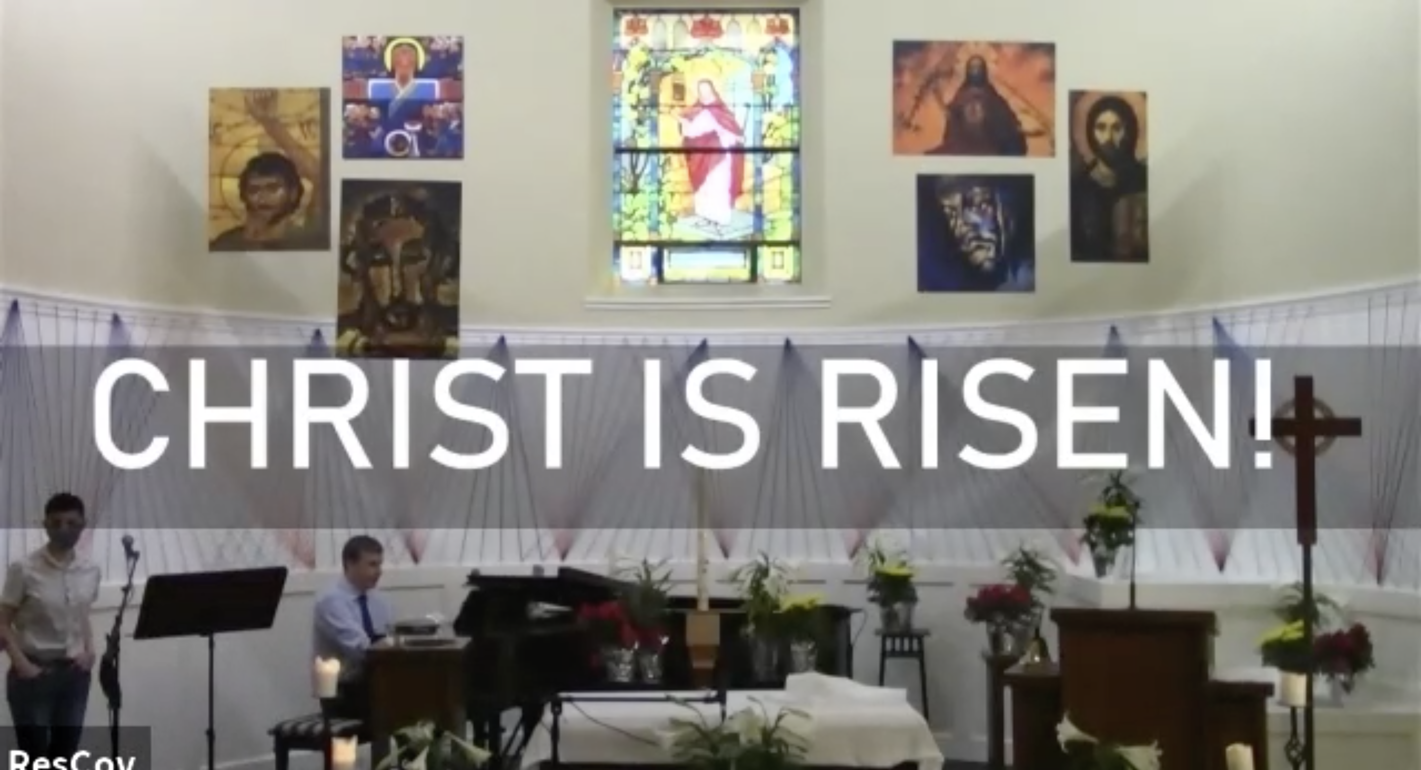 Easter – Christ is Risen!