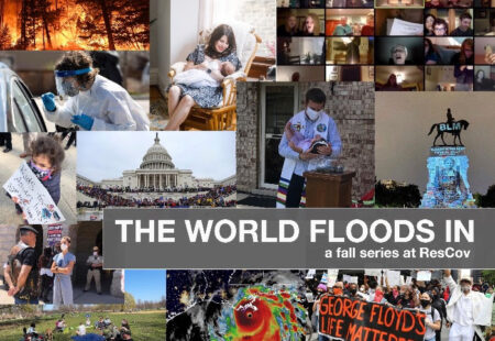 The World Floods In